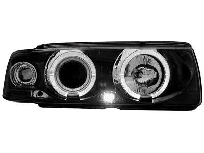 Scheinwerfer BMW 3er E36 Lim. 7.92-3.98 2 SLR blackchrome