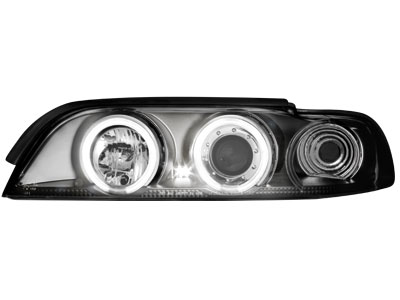 Scheinwerfer BMW 5er E39 95-00 2 CCFL SLR black