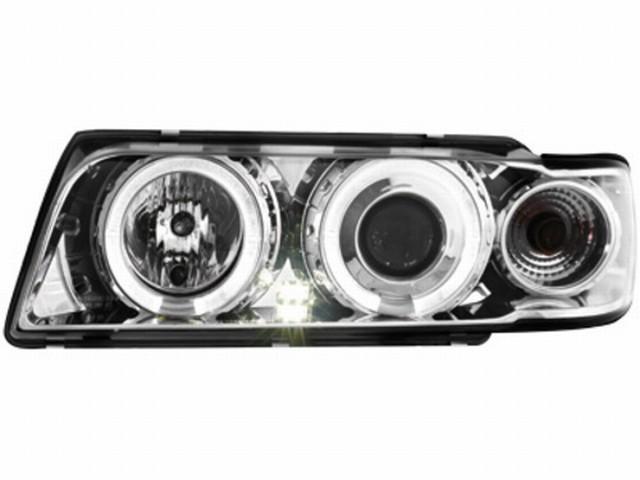 Scheinwerfer BMW 7er E38 94-98 2 Standlichtringe