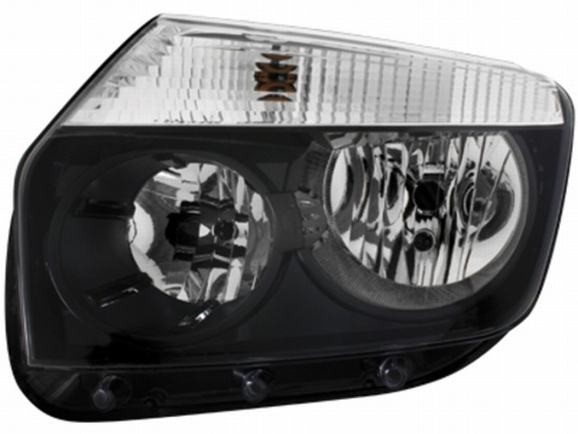Scheinwerfer Dacia Duster (09+) Black