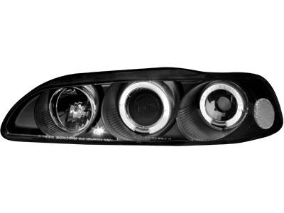Scheinwerfer Honda Civic 2/3T 91-95 2 SLR black