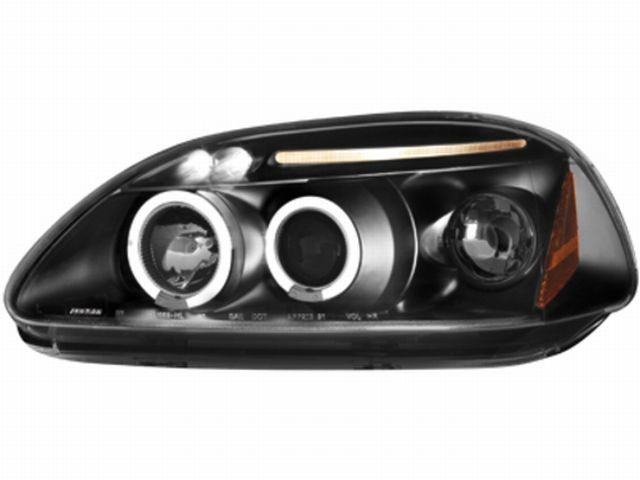 Scheinwerfer Honda Civic 2/5T 96-98 2 SLR black
