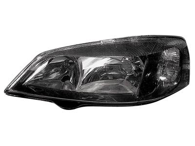Scheinwerfer Opel Astra G 98-04 chrome black