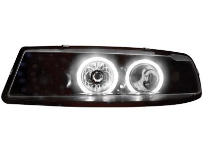 Scheinwerfer Opel Calibra 90-97 2 CCFL SLR black