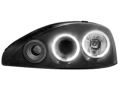 Scheinwerfer Opel Corsa C 01-06 2 CCFL SLR black