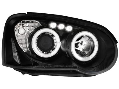 Scheinwerfer Subaru Impreza 02-05 2 SLR black