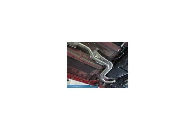 FOX Toyota Yaris XP9 TS  Verbindungsrohr Endschalldämpfer/ Vorschalldämpfer