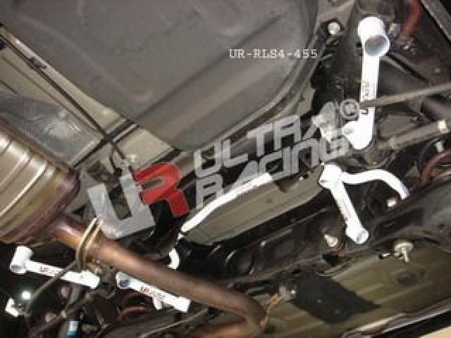 Toyota RAV4 2.4 06+ UltraRacing 2x 2-Point Rear/Side Braces