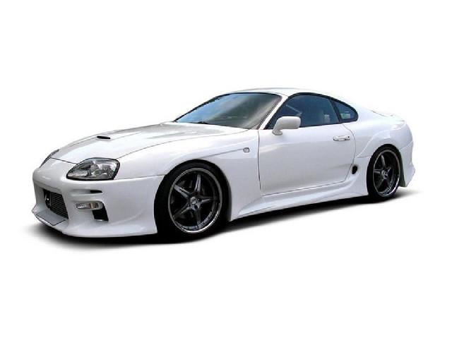 Breitbau Widebodykit Toyota Supra IV