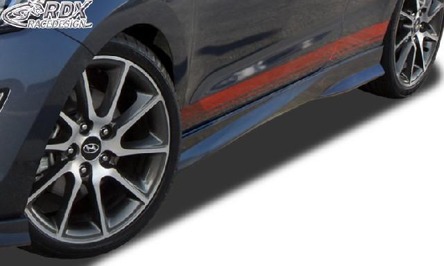 Seitenschweller HYUNDAI i30 Coupe 2013+ Turbo