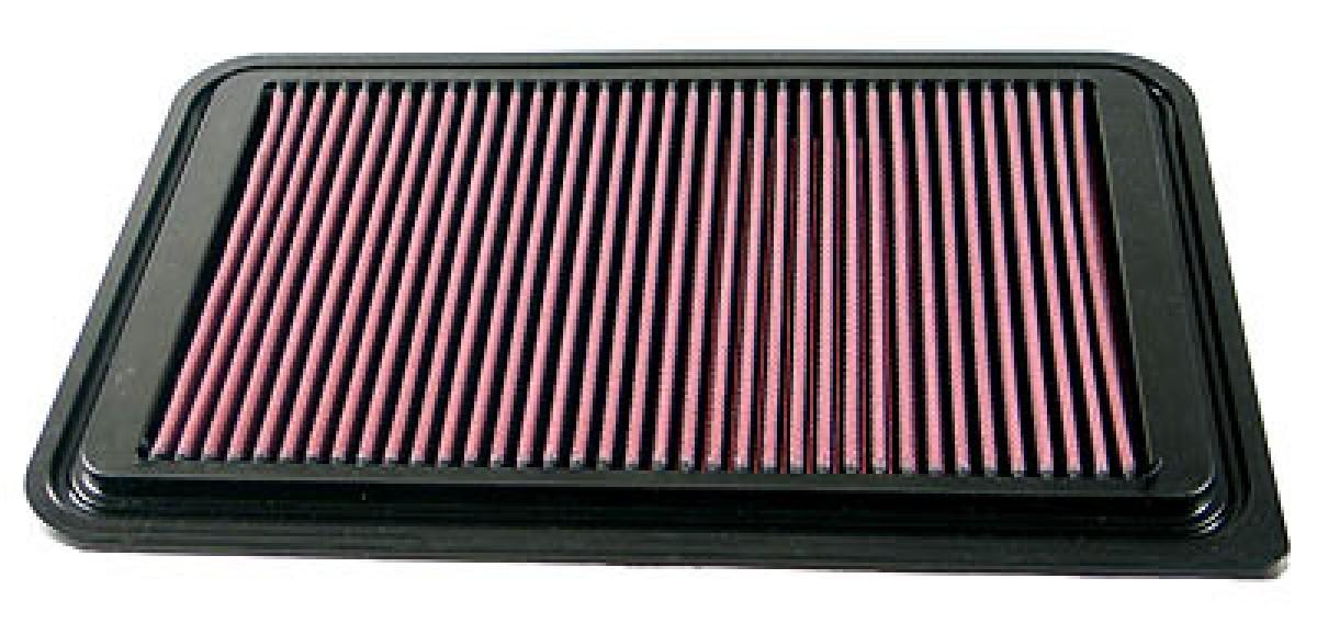 K & N Tauschluftfilter für Mazda 3 BL BK
