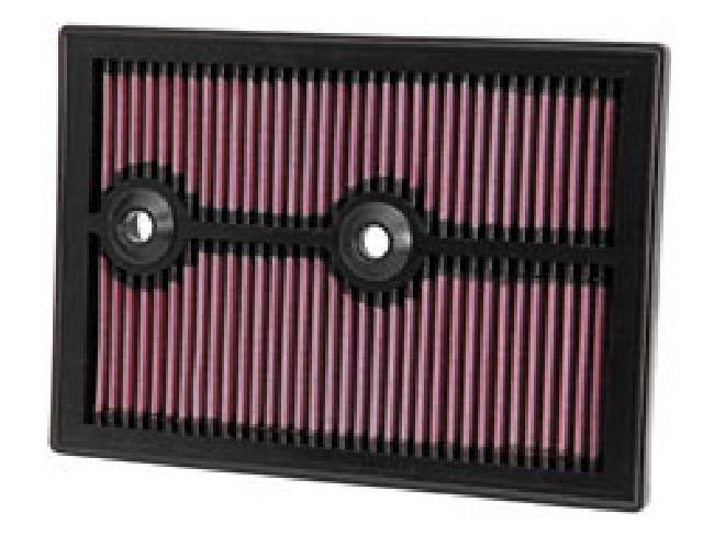 K & N Tauschluftfilter für Audi A1 (8X)
