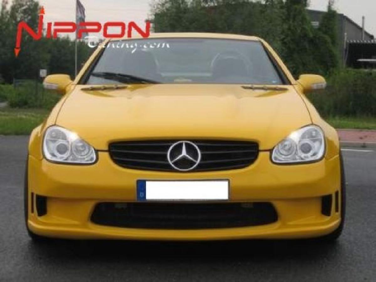 Frontstoßstange Spoiler Mercedes SLK 96-04