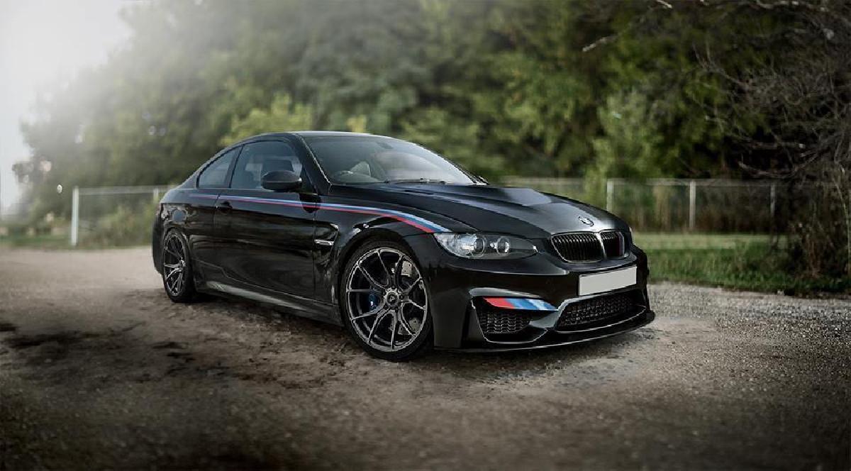 Seitenschweller BMW E92 E93 06-13 Cabrio und Coupe
