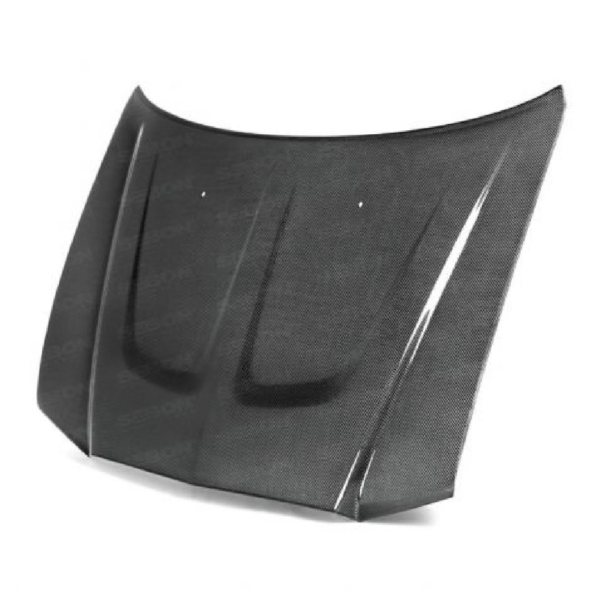 Dodge Charger 11-13 Seibon OEM Carbon Hood