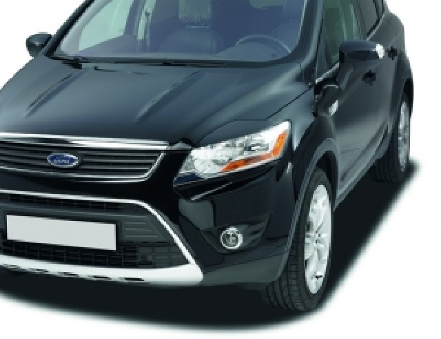 Ford Kuga Exclusive Scheinwerferblenden