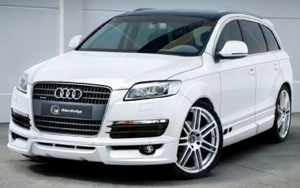 Frontlippe Audi Q7 4L CZAR