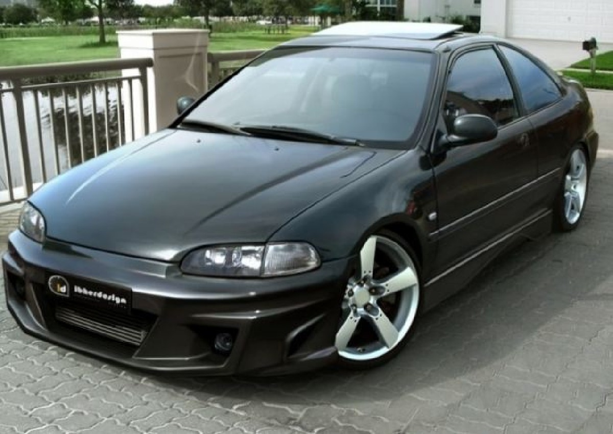 Bodykit Honda Civic Coupe Bj. 94-96 KOMODO