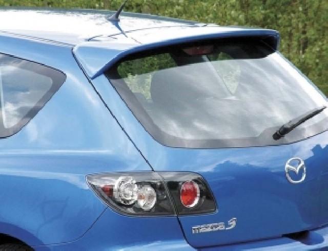 Mazda 3 Speed Heckflugel