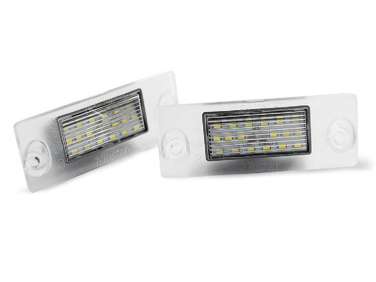 LICENSE LED LIGHTS fits AUDI A4 B5 94-98