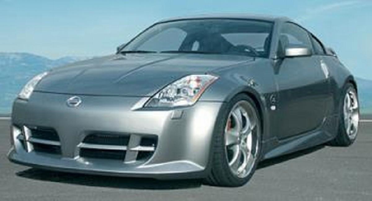 Seitenschweller Nissan 350Z Coupe/Cabrio (02-09)