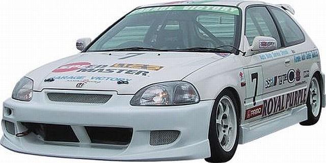 JP VIZAGE Frontstoßstange Honda Civic 96-98