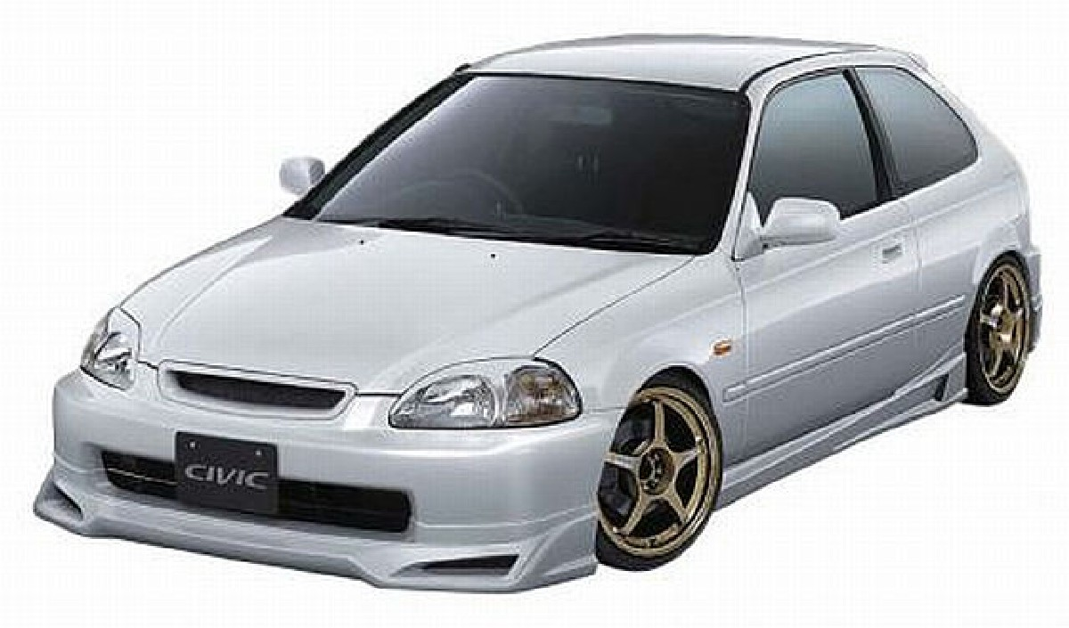 JP VIZAGE Seitenschweller Honda Civic 96-00 2/3T