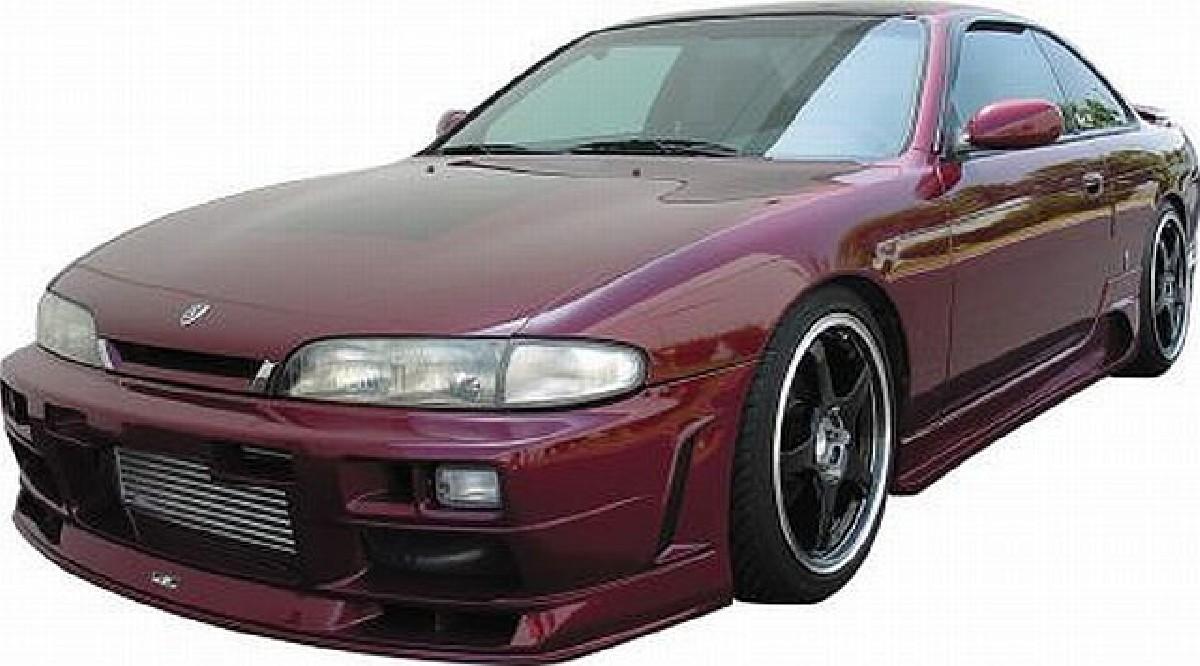 JP VIZAGE Seitenschweller Nissan S14 (95-99)