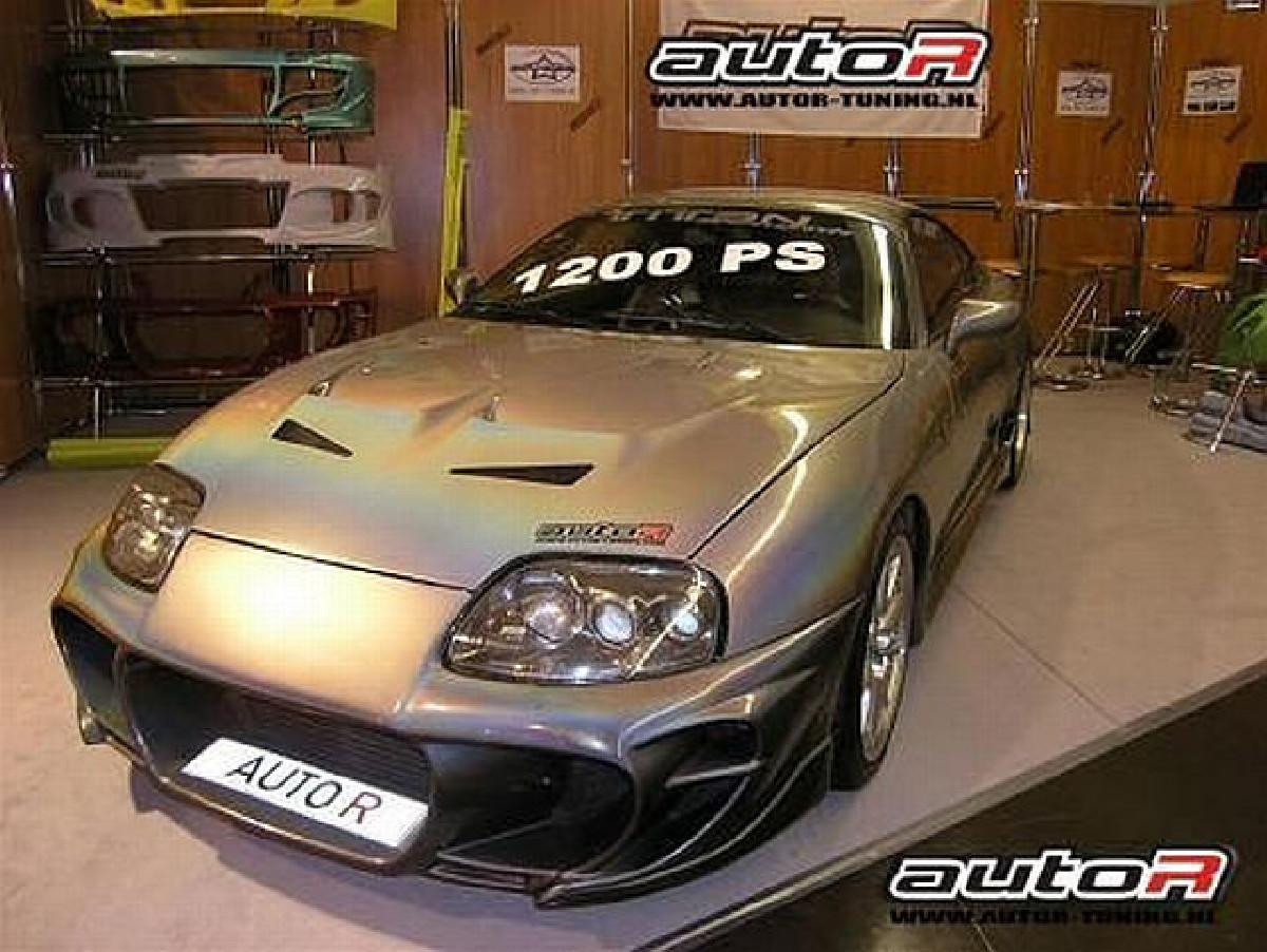 Frontstoßstange Toyota Supra MKIV (93-98) LOST BOY