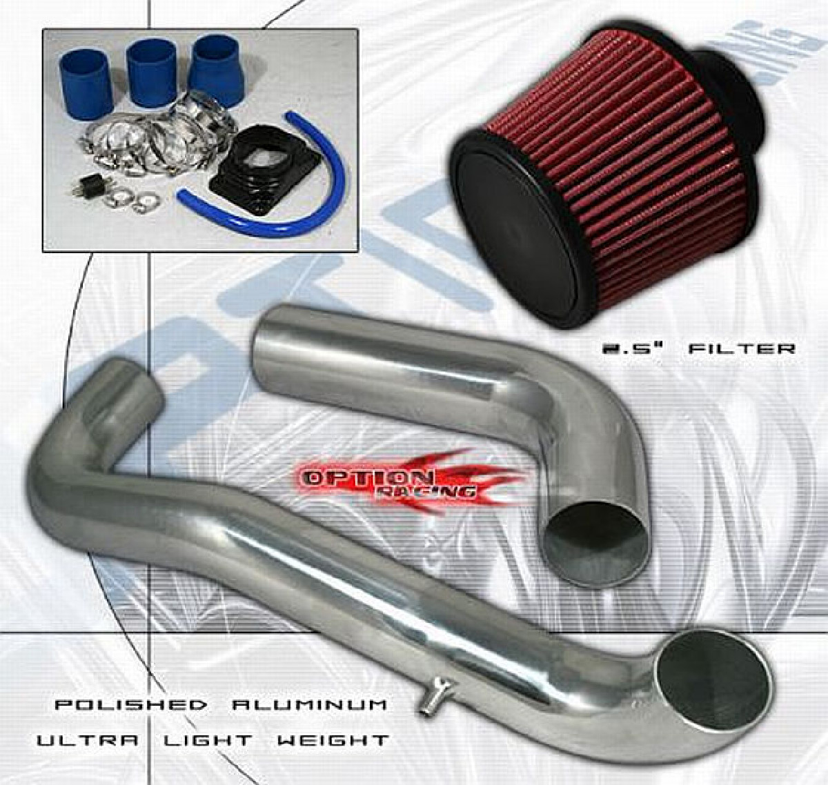 Honda S2000 SIX-Performance Cold Air Intake