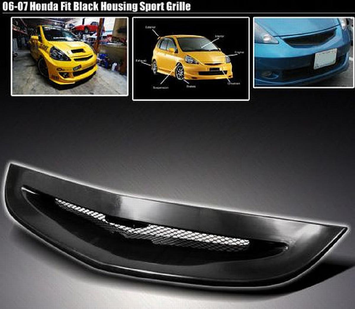 ABS Frontgrill Honda Jazz