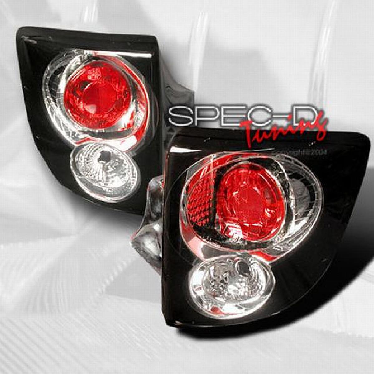 Rückleuchten Toyota Celica T23 99-05 Schwarz