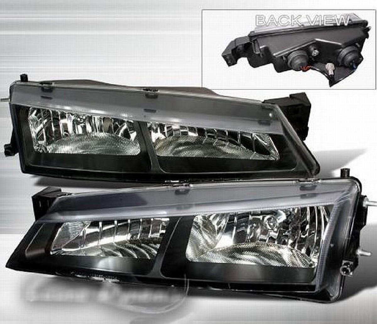 JDM Scheinwerfer Nissan Silvia S14A (97-99) Schwarz/Klar
