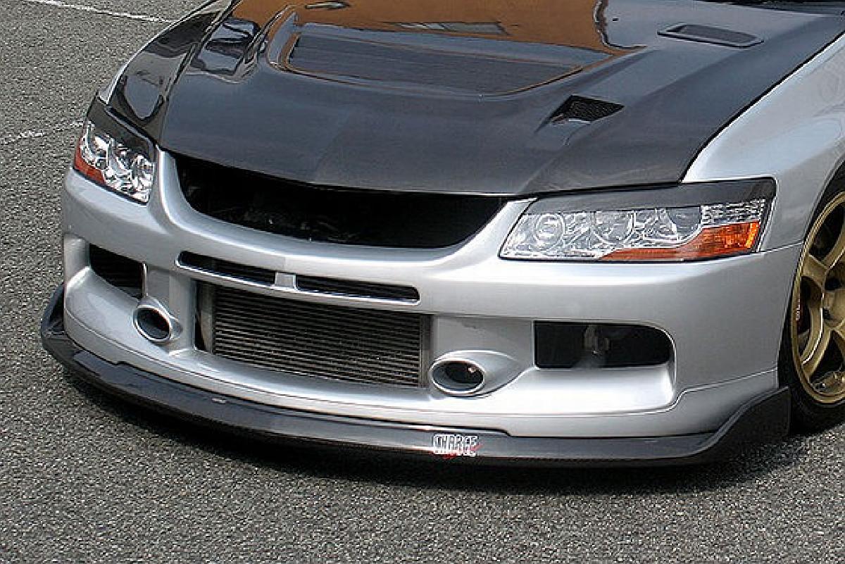 BottomLine Chargespeed Frontlippe Mitsubishi Lancer EVO 9