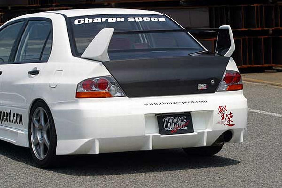 Chargespeed Heckstoßstange Mitsubishi Lancer EVO 7/8/9