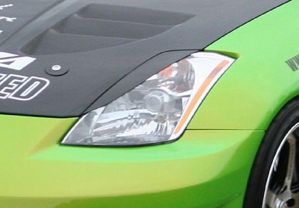 Chargespeed Scheinwerferblenden Nissan 350Z Z33