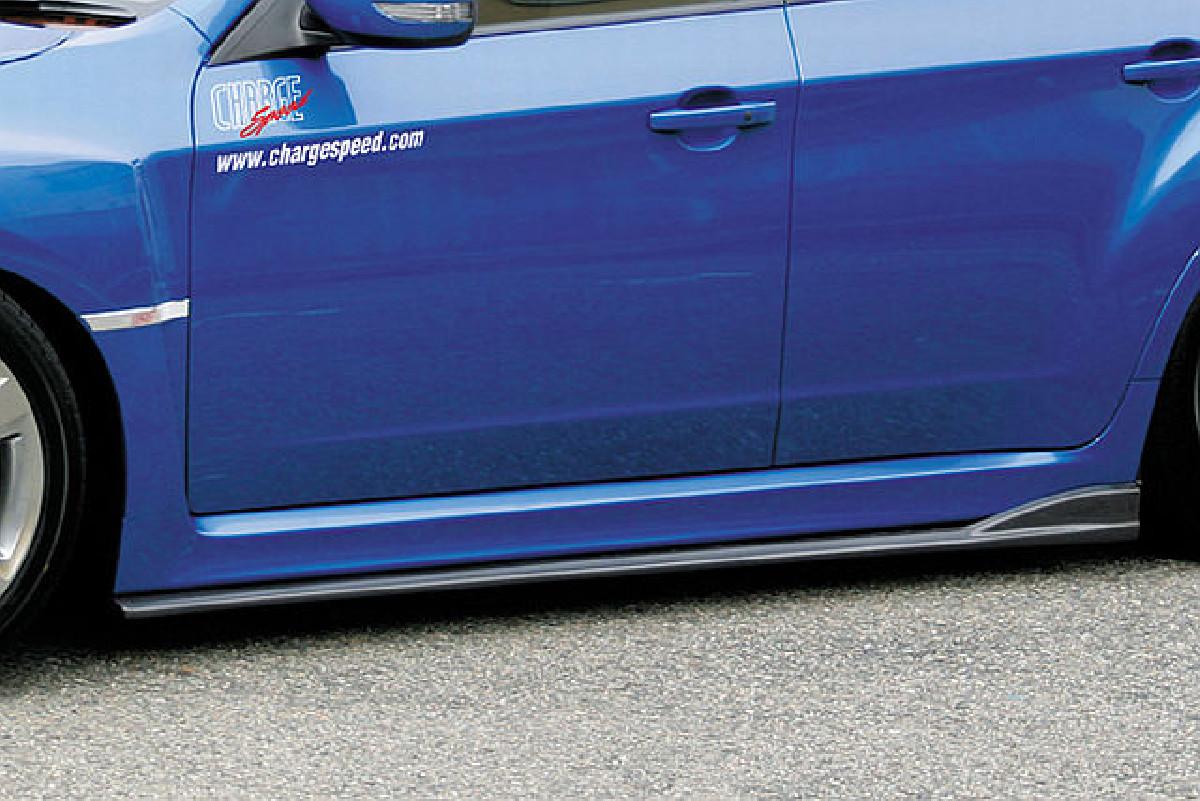 Chargespeed BottomLine Seitenschweller Subaru Impreza WRX STi 07-12