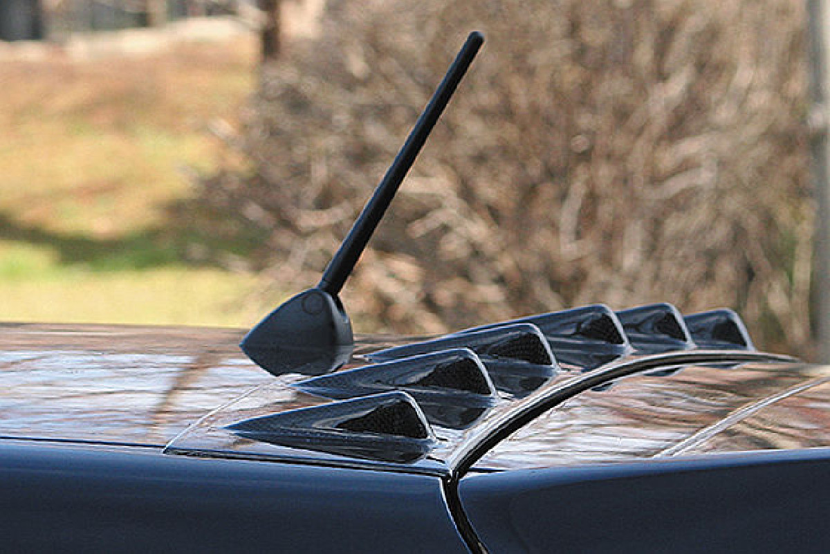 Chargespeed Roof Fin Subaru Impreza WRX STi ab 07