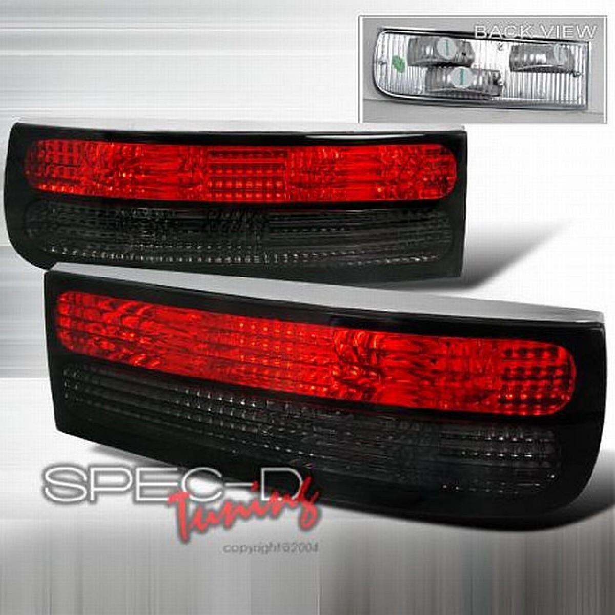 Rückleuchten Nissan 300ZX Bj. 90-96 Rot/Klar/Rauch