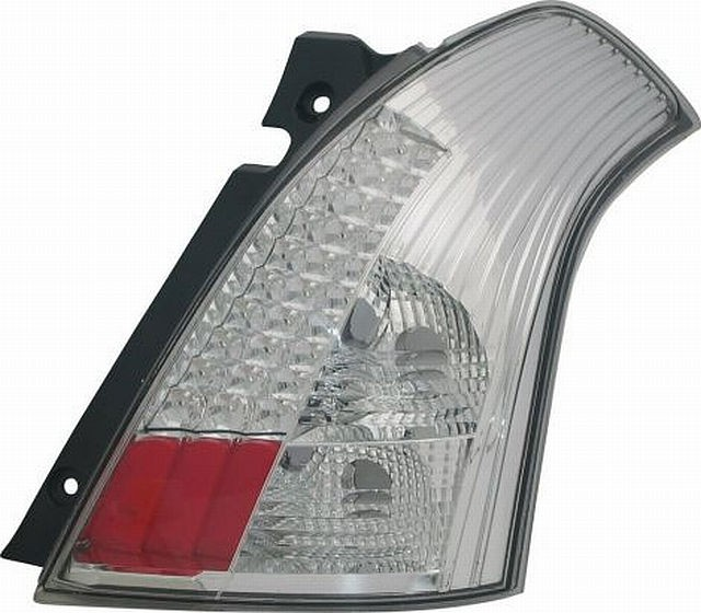 LED Rückleuchten Suzuki Swift 05-10 Klar V1