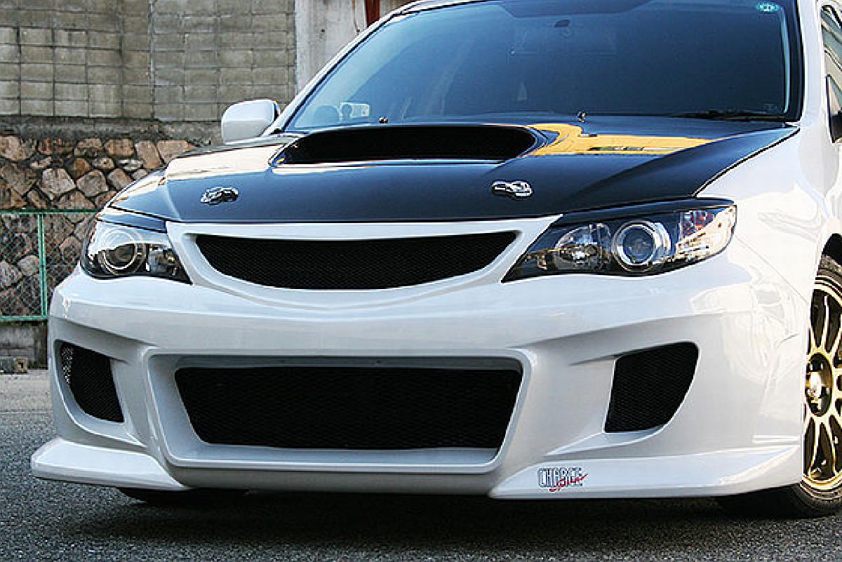 Chargespeed Frontstoßstange Subaru Impreza GH2/3/6/7/8 ab 08