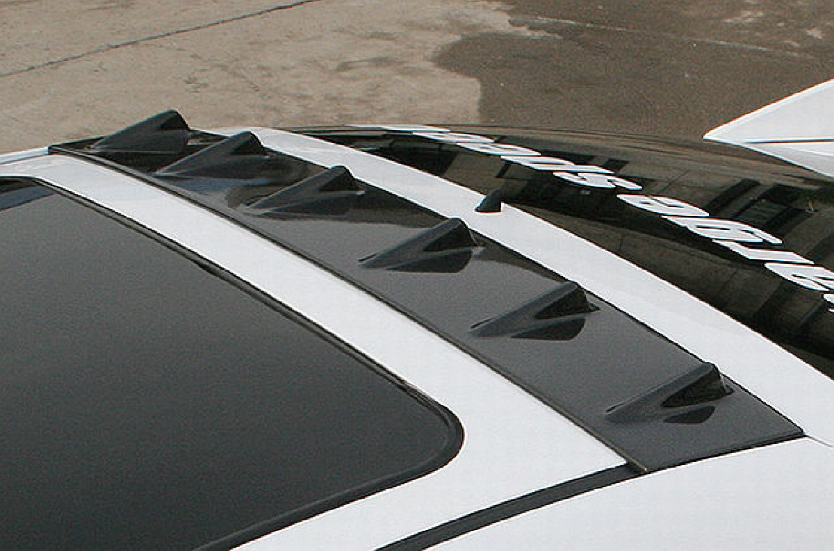 Chargespeed Roof Fin Spoiler Hyundai Coupe/Tiburon GK 03-06