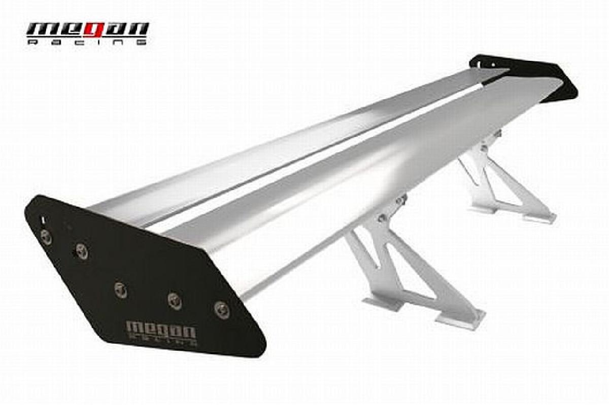 Megan Racing GT Aluminium Universal Heckspoiler 2-Tone