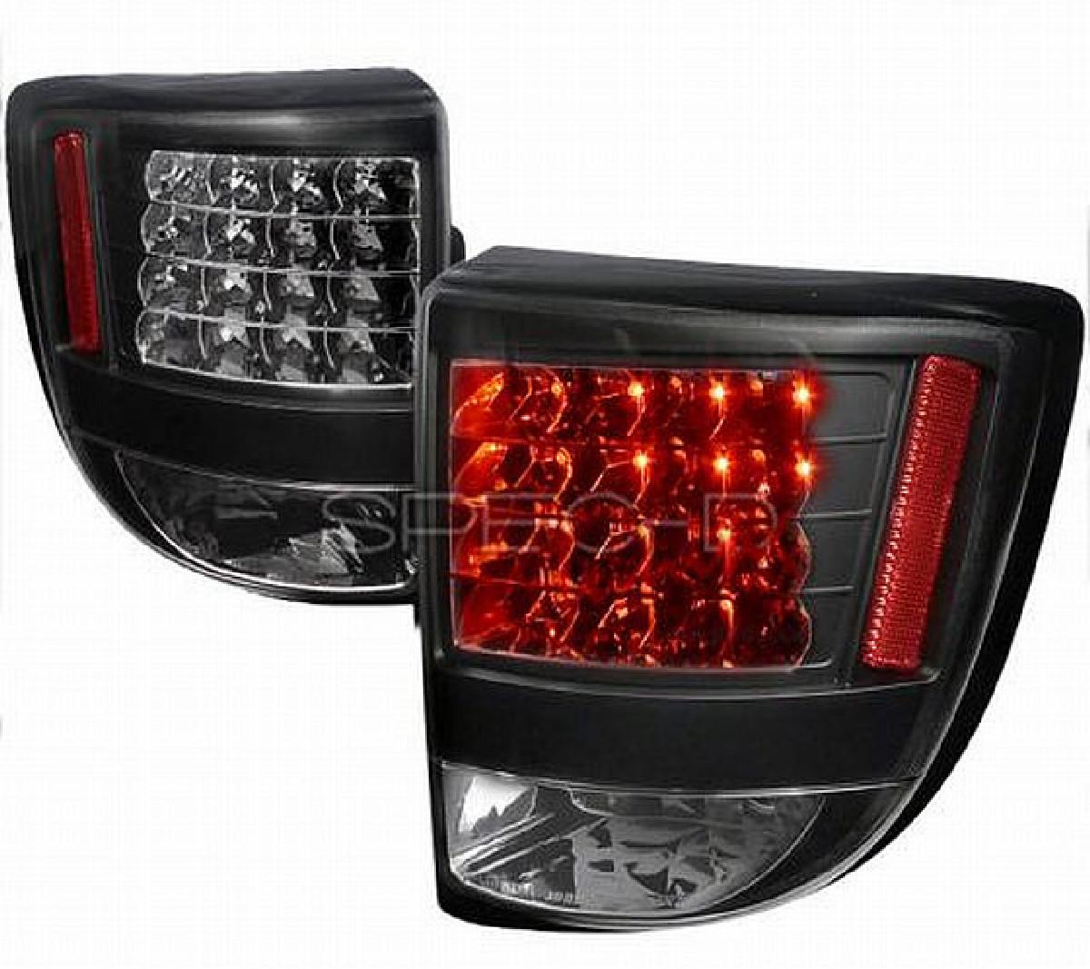 LED Rückleuchten Toyota Celica T23 99-05 Schwarz/Klar