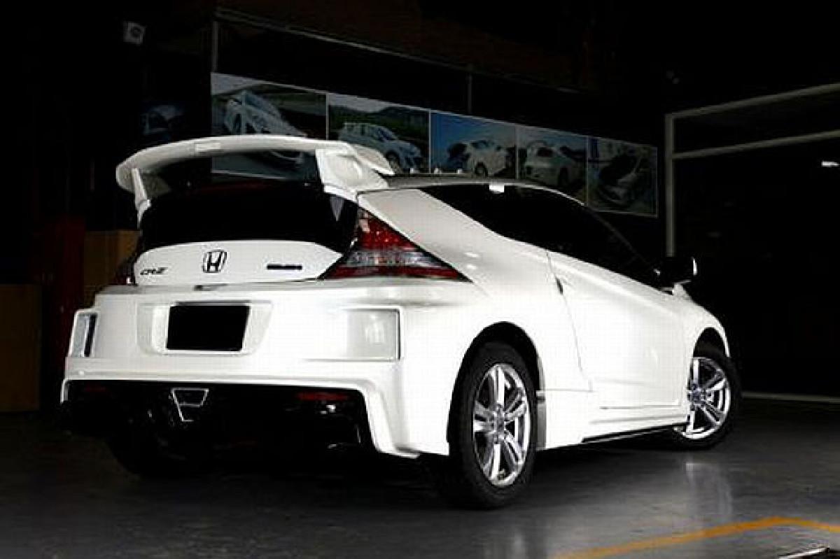 Mugen RR Style ABS Heckstoßstange Honda CRZ