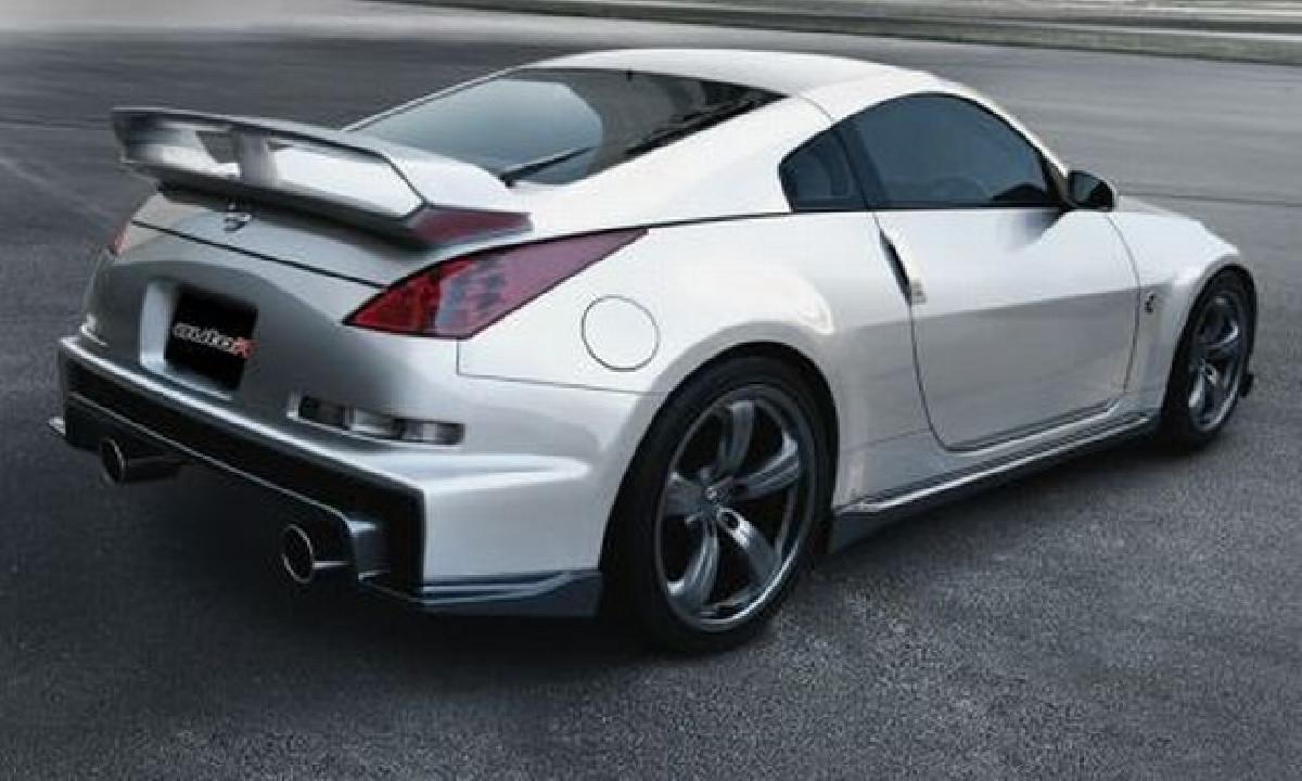 Heckstoßstange Nissan 350Z (02-06)