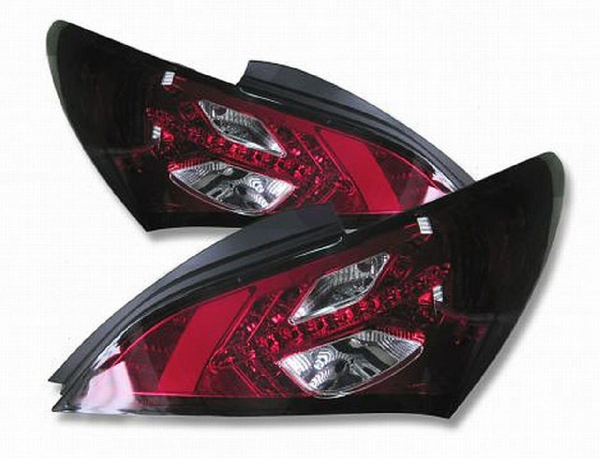 LED Rückleuchten Hyundai Genesis Coupe Bj. 08-12 rot