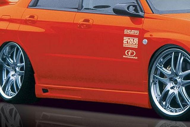 M-Sport Seitenschweller Subaru Impreza GDA/B 04-05