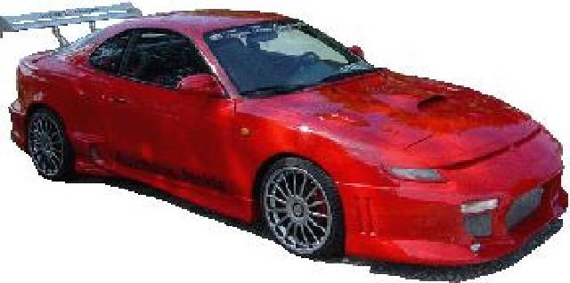 Seitenschweller T18 Toyota Celica