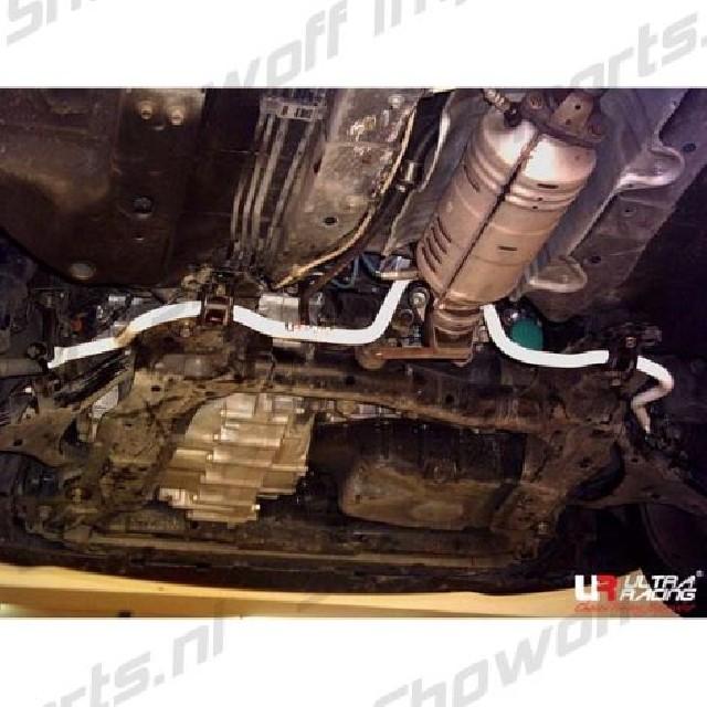 Honda Civic 01-05 2/4D 2.0 UltraRacing Front Sway Bar 25mm